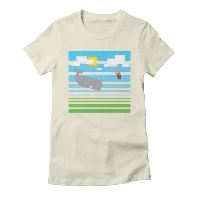 HHGTTG 42 Women's Fitted T-Shirt by Dagoozle's Artist Shop