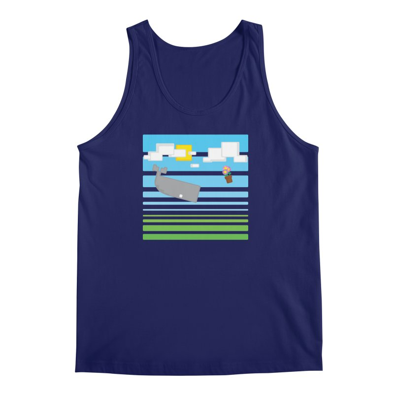 HHGTTG 42 Men's Regular Tank by Dagoozle's Artist Shop
