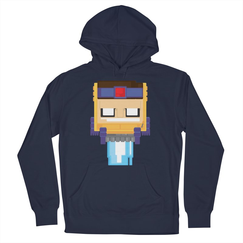 M.O.D.O.K. Women's French Terry Pullover Hoody by Dagoozle's Artist Shop