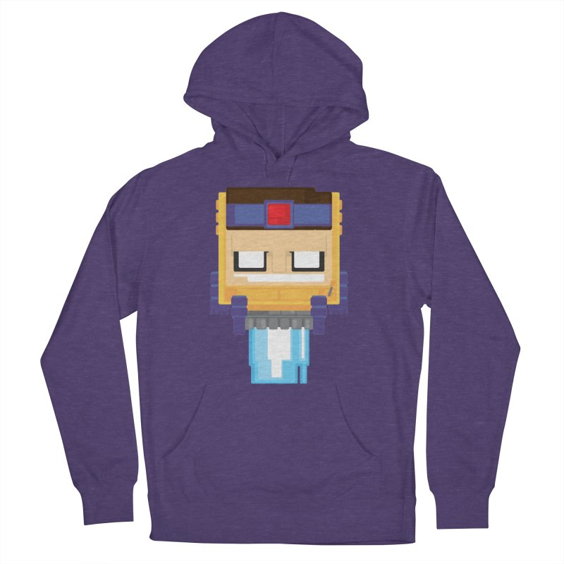 M.O.D.O.K. Men's French Terry Pullover Hoody by Dagoozle's Artist Shop