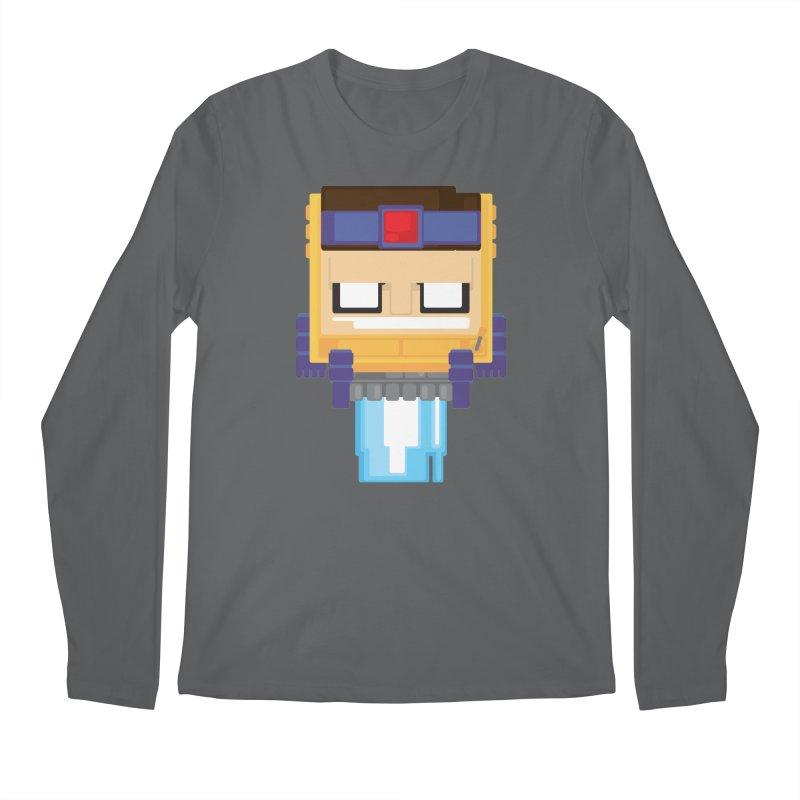 M.O.D.O.K. Men's Regular Longsleeve T-Shirt by Dagoozle's Artist Shop