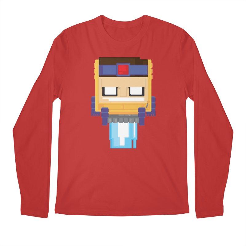 M.O.D.O.K. Men's Longsleeve T-Shirt by Dagoozle's Artist Shop