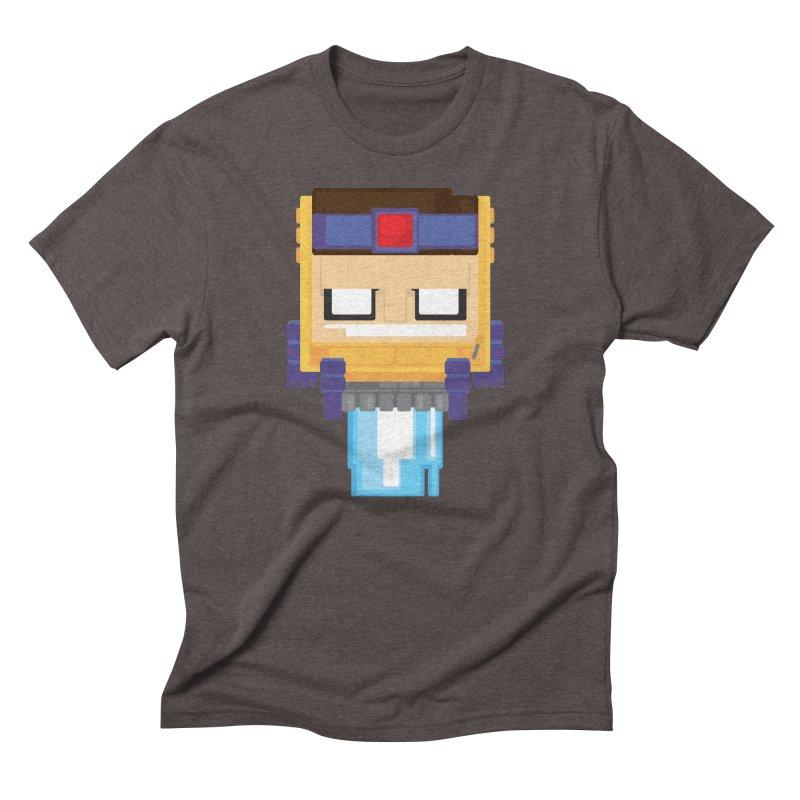 M.O.D.O.K. Men's Triblend T-Shirt by Dagoozle's Artist Shop