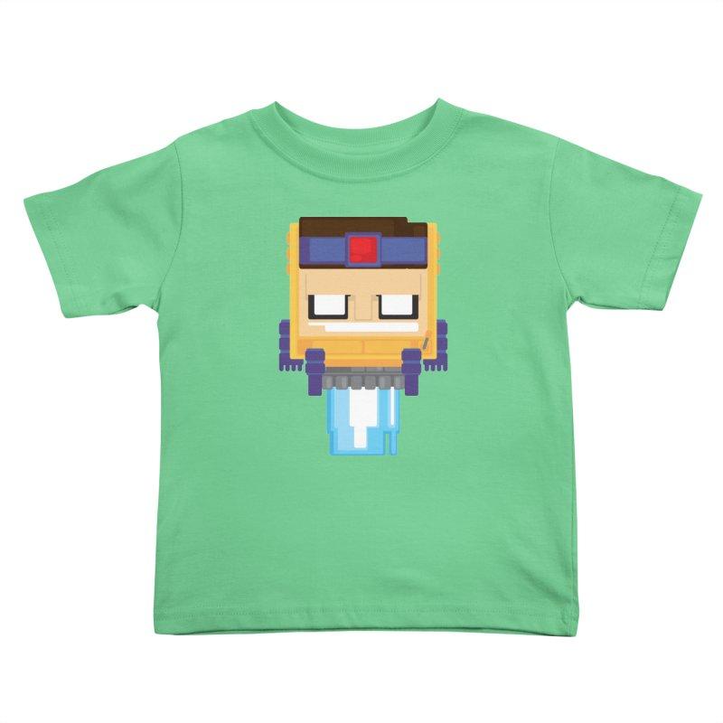 M.O.D.O.K. Kids Toddler T-Shirt by Dagoozle's Artist Shop