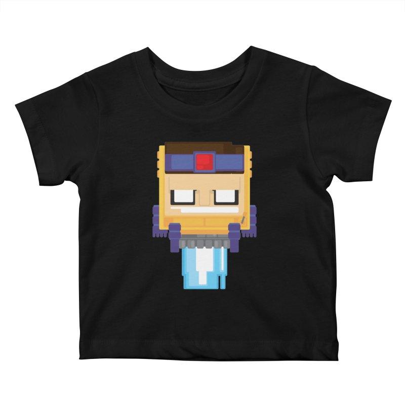 M.O.D.O.K. Kids Baby T-Shirt by Dagoozle's Artist Shop