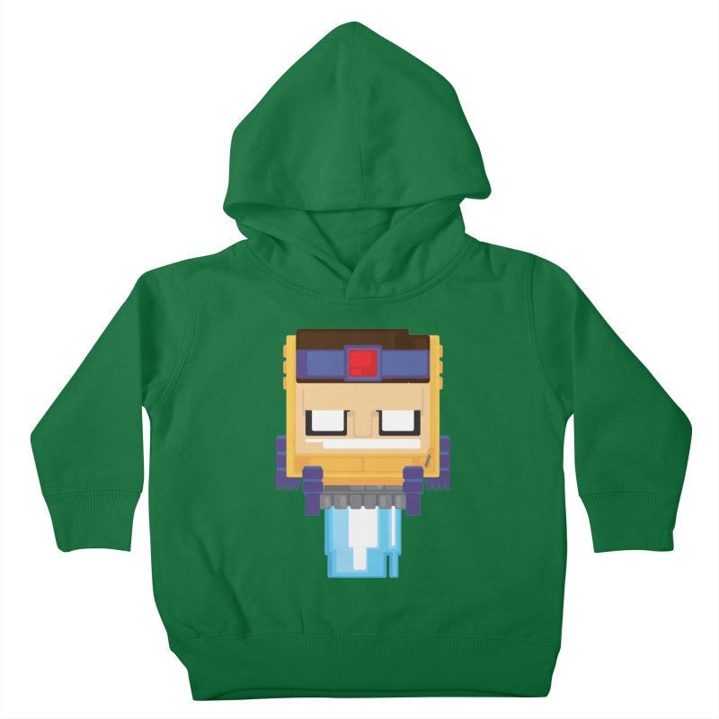 M.O.D.O.K. Kids Toddler Pullover Hoody by Dagoozle's Artist Shop