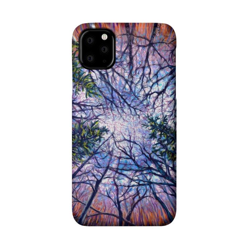 Forest eye  Accessories Phone Case by Dan Coe Art