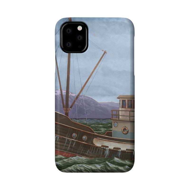 The Celtic Accessories Phone Case by Dan Coe Art