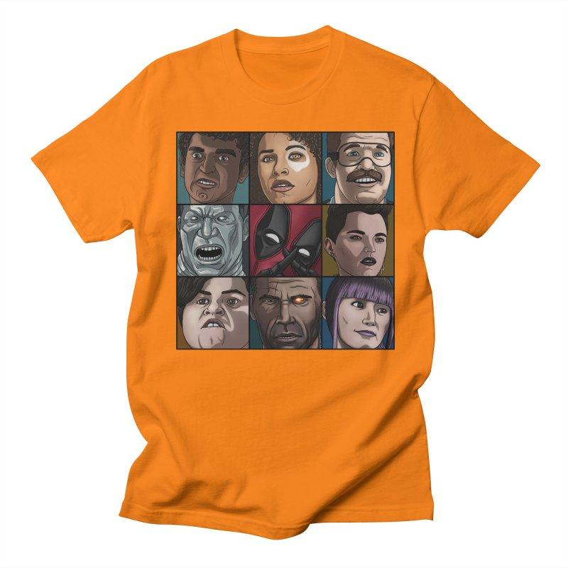 X FORCE Men's Regular T-Shirt by ArtByDanger's Artist Shop