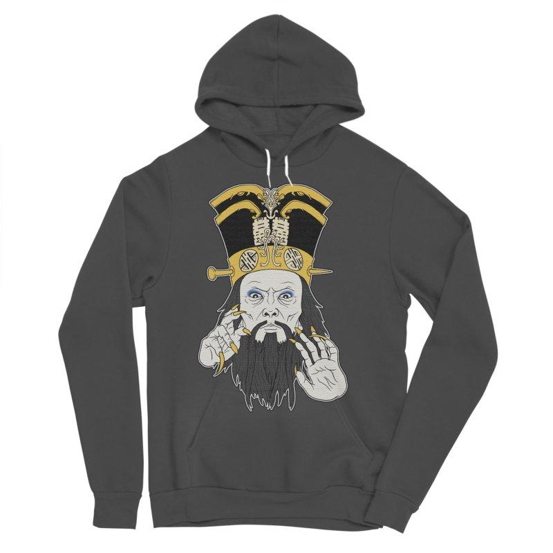 Lo Pan Men's Sponge Fleece Pullover Hoody by ArtByDanger's Artist Shop