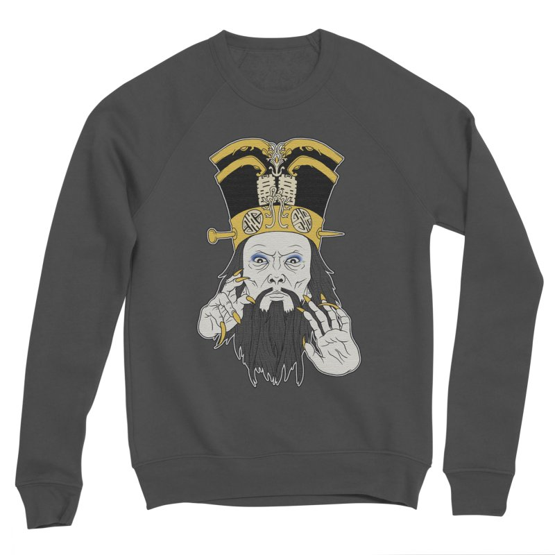 Lo Pan Men's Sponge Fleece Sweatshirt by ArtByDanger's Artist Shop