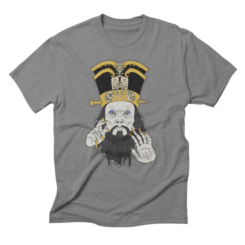 Lo Pan Men's Triblend T-Shirt by ArtByDanger's Artist Shop