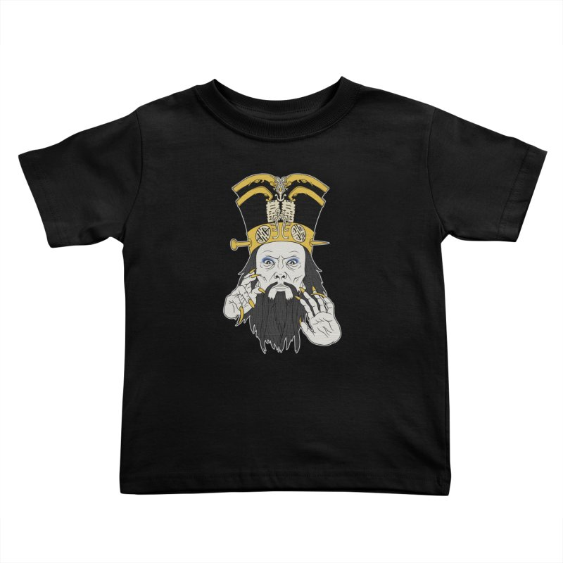 Lo Pan Kids Toddler T-Shirt by ArtByDanger's Artist Shop