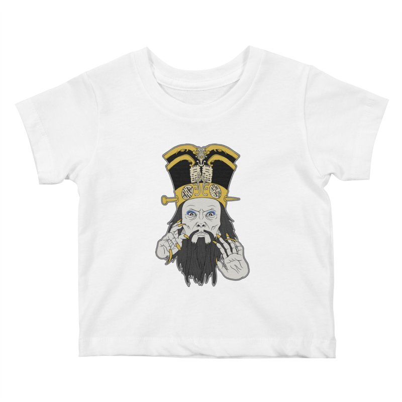 Lo Pan Kids Baby T-Shirt by ArtByDanger's Artist Shop
