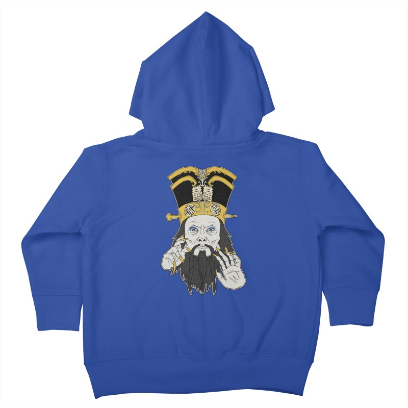 Lo Pan Kids Toddler Zip-Up Hoody by ArtByDanger's Artist Shop