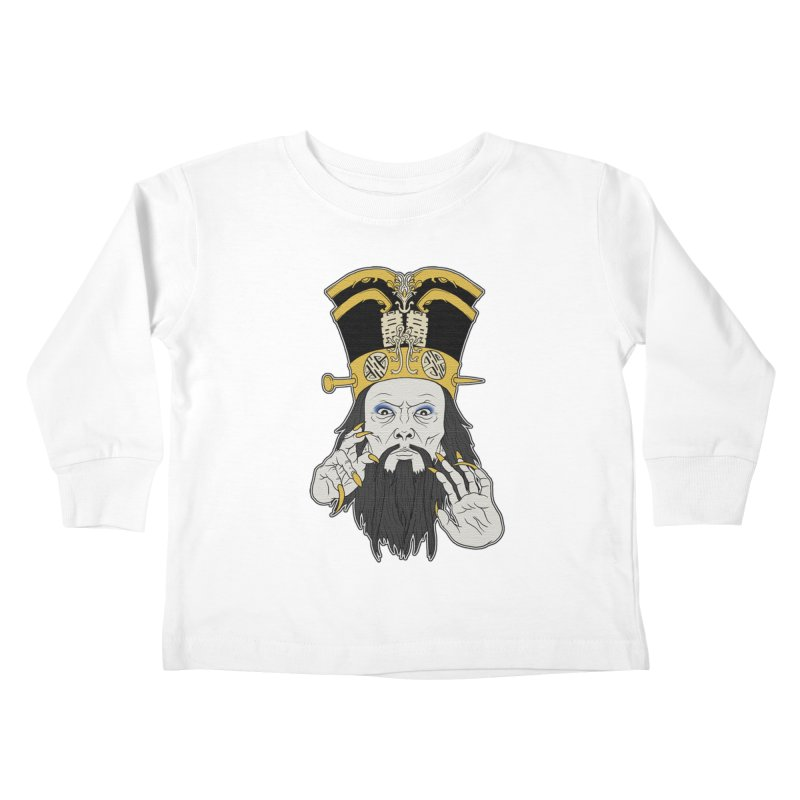 Lo Pan Kids Toddler Longsleeve T-Shirt by ArtByDanger's Artist Shop