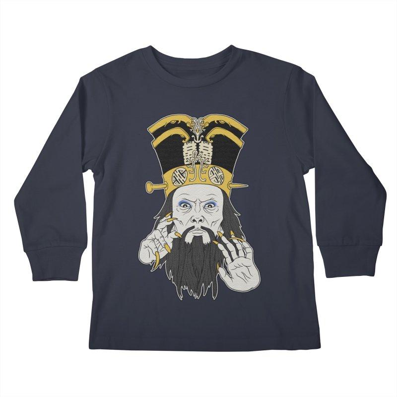 Lo Pan Kids Longsleeve T-Shirt by ArtByDanger's Artist Shop