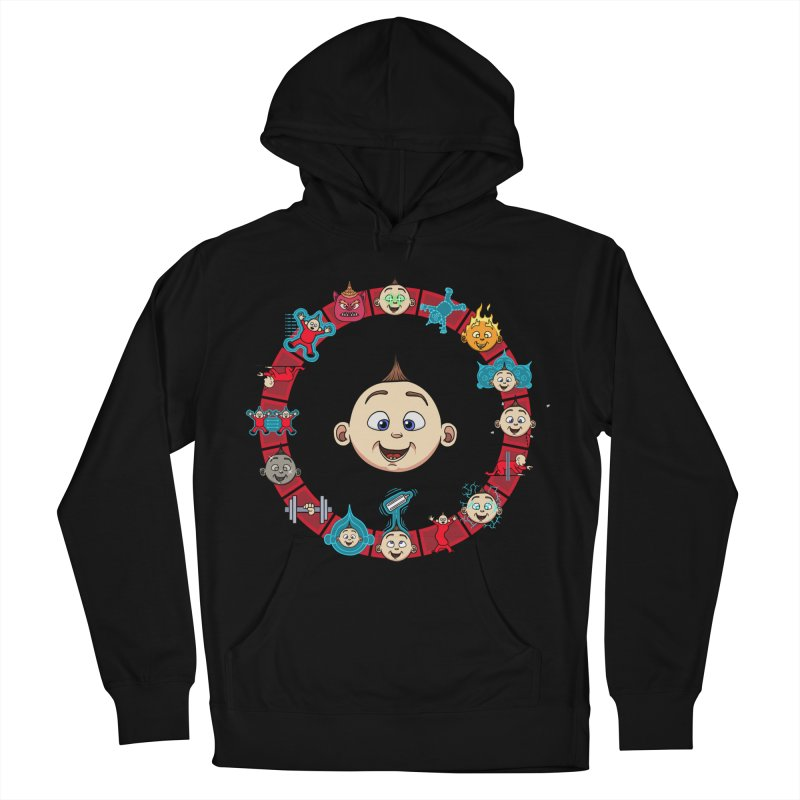 The Incredible Jack Jack Women's French Terry Pullover Hoody by ArtByDanger's Artist Shop