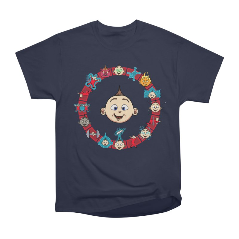 The Incredible Jack Jack Women's Heavyweight Unisex T-Shirt by ArtByDanger's Artist Shop