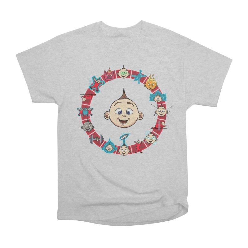 The Incredible Jack Jack Men's T-Shirt by ArtByDanger's Artist Shop