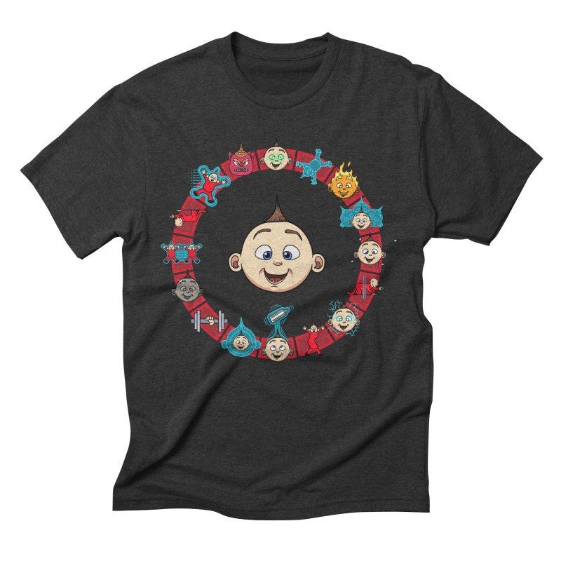 The Incredible Jack Jack Men's Triblend T-Shirt by ArtByDanger's Artist Shop