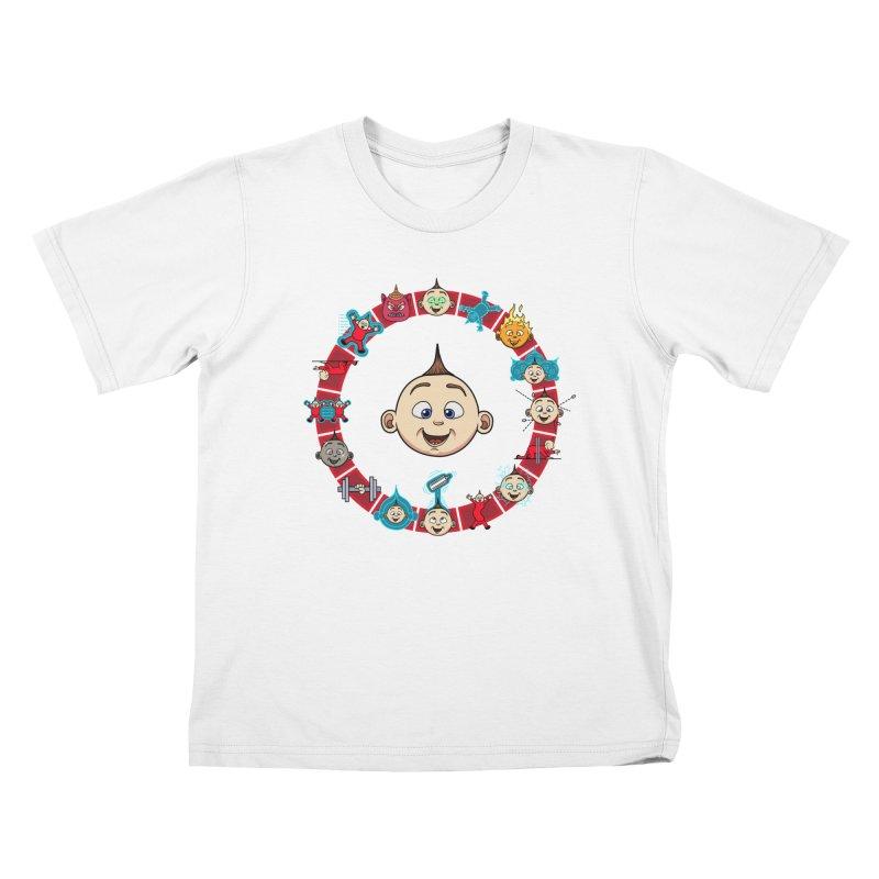 The Incredible Jack Jack Kids T-Shirt by ArtByDanger's Artist Shop