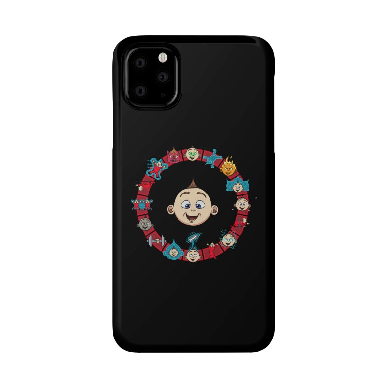 The Incredible Jack Jack Accessories Phone Case by ArtByDanger's Artist Shop