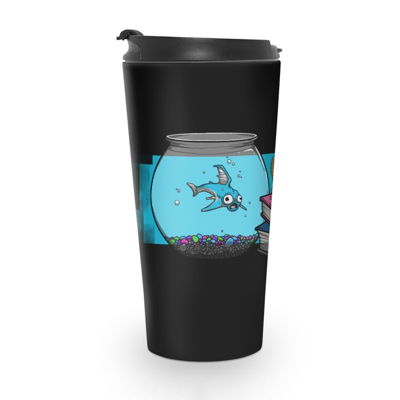 Altered Reality Still Life Accessories Travel Mug by ArtByDanger's Artist Shop