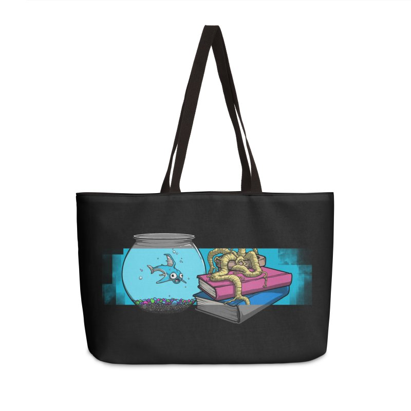Altered Reality Still Life Accessories Weekender Bag Bag by ArtByDanger's Artist Shop