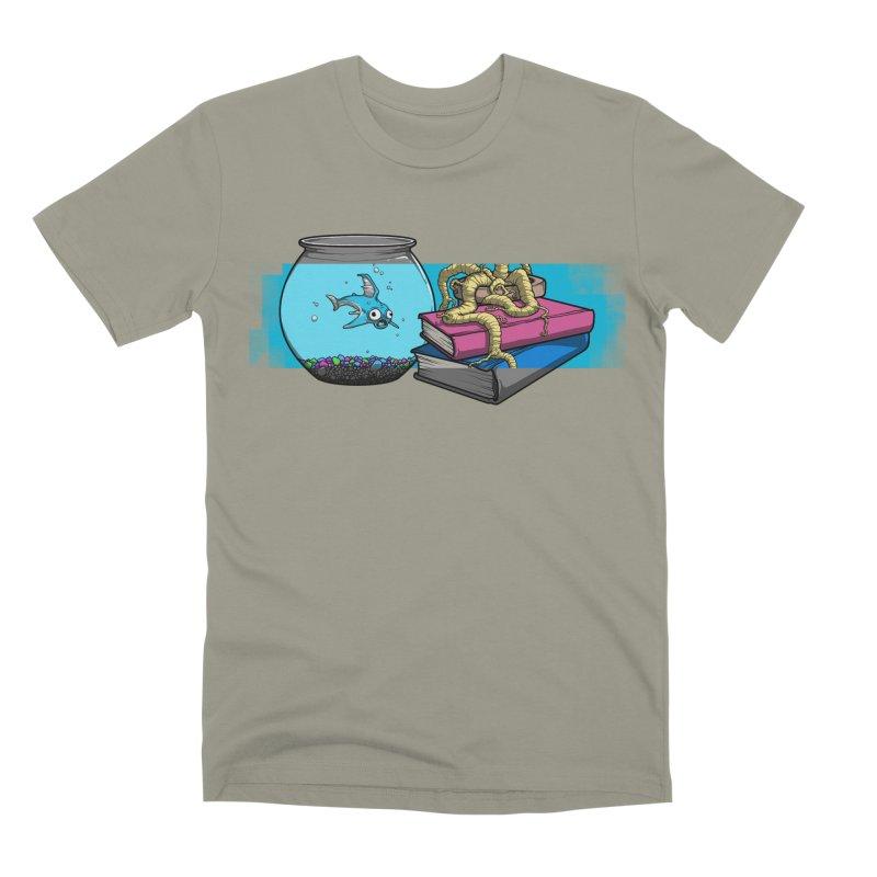 Altered Reality Still Life Men's Premium T-Shirt by ArtByDanger's Artist Shop