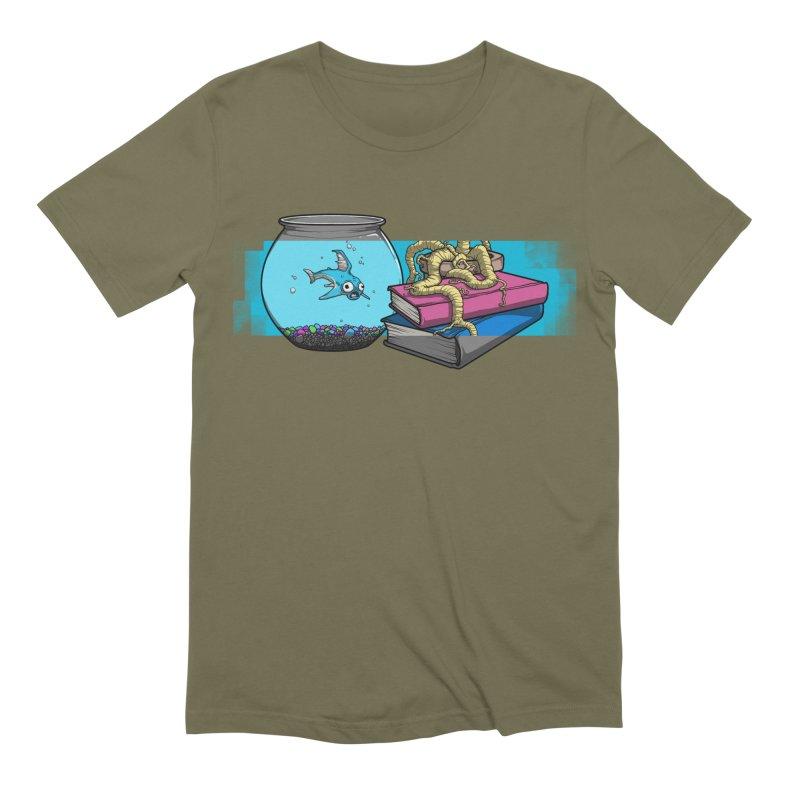 Altered Reality Still Life Men's Extra Soft T-Shirt by ArtByDanger's Artist Shop