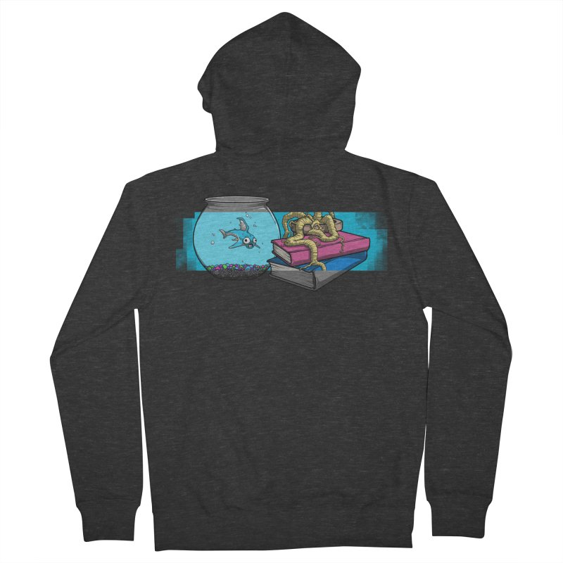 Altered Reality Still Life Women's French Terry Zip-Up Hoody by ArtByDanger's Artist Shop
