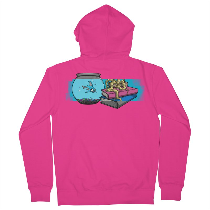 Altered Reality Still Life Men's French Terry Zip-Up Hoody by ArtByDanger's Artist Shop