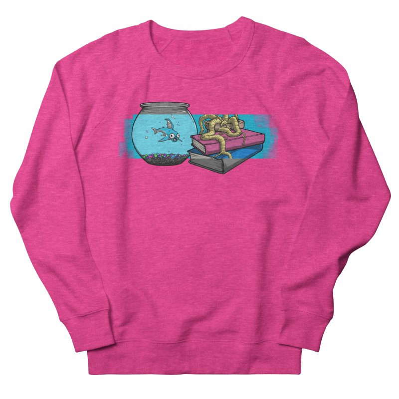 Altered Reality Still Life Women's French Terry Sweatshirt by ArtByDanger's Artist Shop