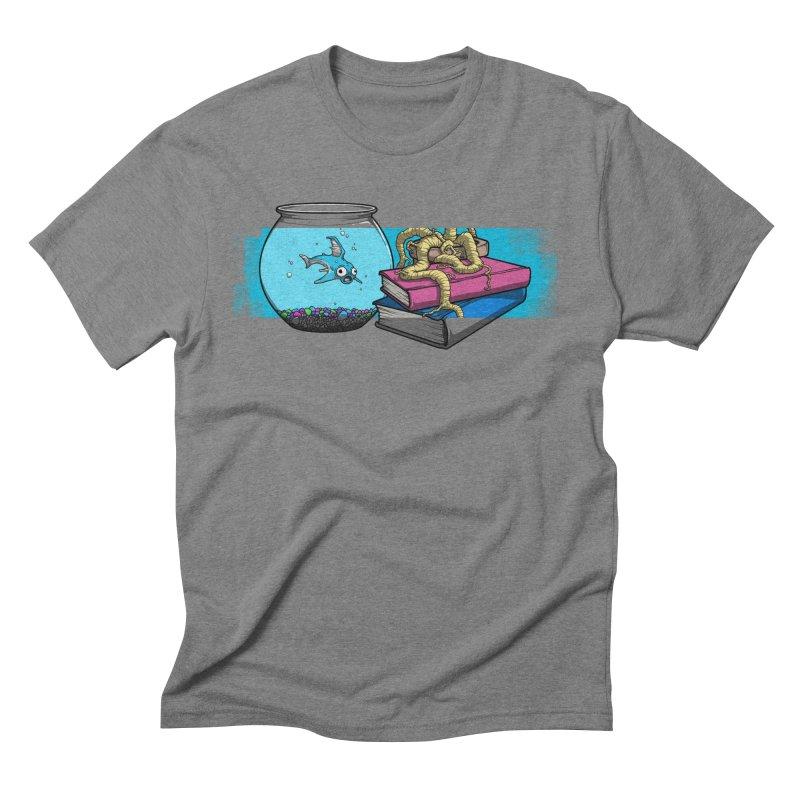 Altered Reality Still Life Men's Triblend T-Shirt by ArtByDanger's Artist Shop