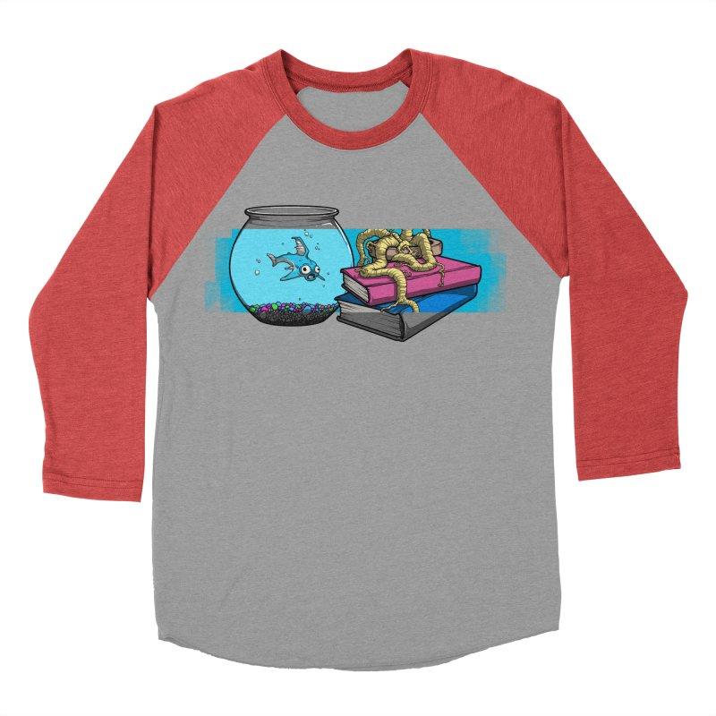 Altered Reality Still Life Men's Baseball Triblend Longsleeve T-Shirt by ArtByDanger's Artist Shop