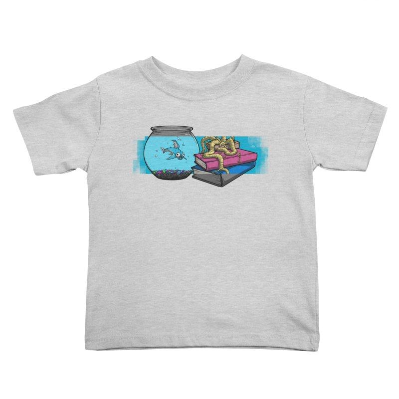Altered Reality Still Life Kids Toddler T-Shirt by ArtByDanger's Artist Shop