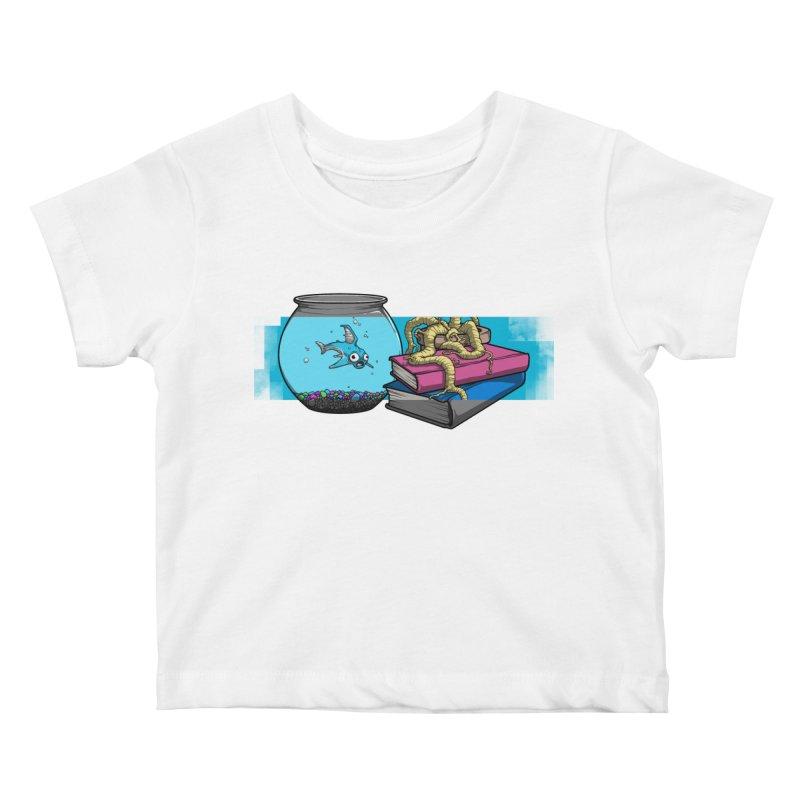 Altered Reality Still Life Kids Baby T-Shirt by ArtByDanger's Artist Shop