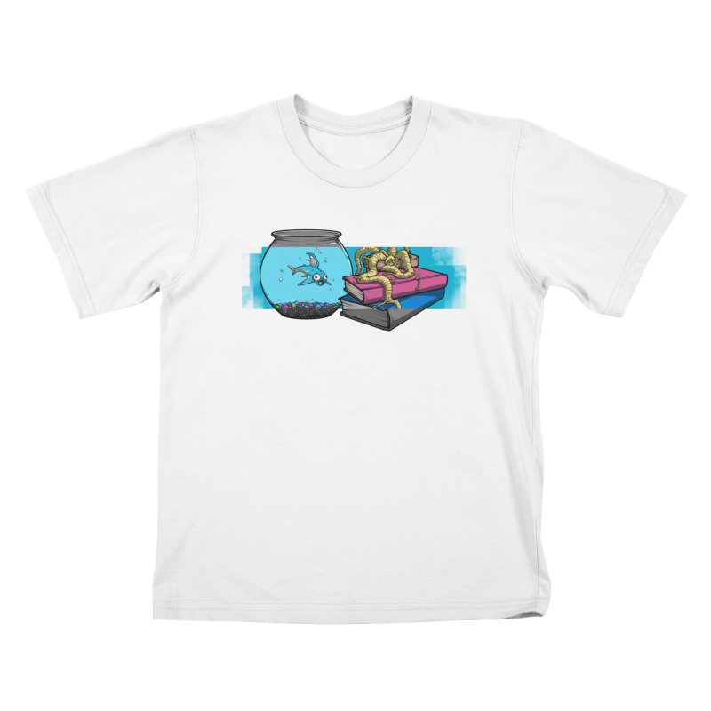 Altered Reality Still Life Kids T-Shirt by ArtByDanger's Artist Shop