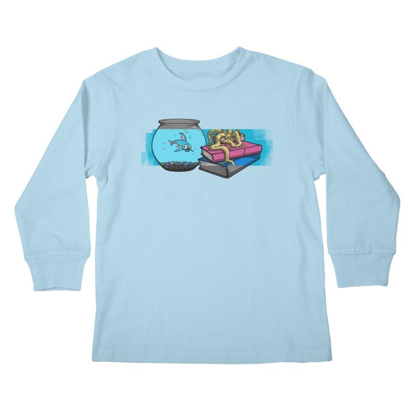 Altered Reality Still Life Kids Longsleeve T-Shirt by ArtByDanger's Artist Shop