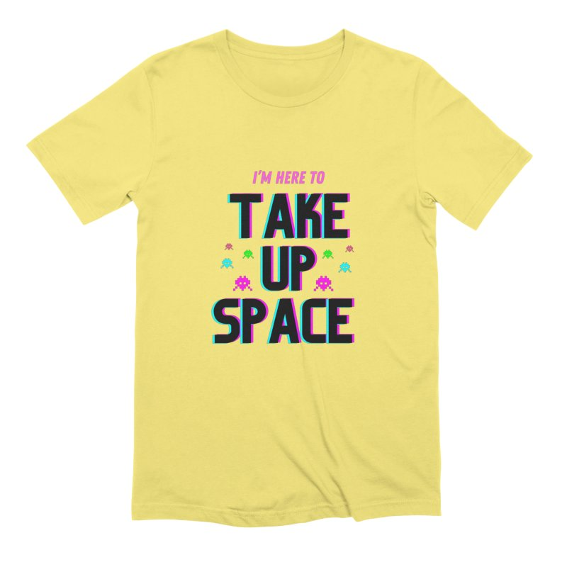 TAKE UP SPACE Neutral & noteworthy fit T-Shirt by Shop like an ICON experience with Dani Driusso