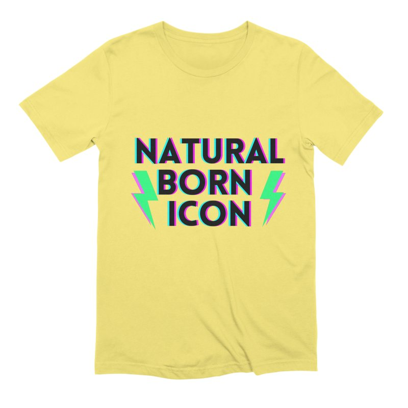NATURAL BORN ICON Neutral & noteworthy fit T-Shirt by Shop like an ICON experience with Dani Driusso