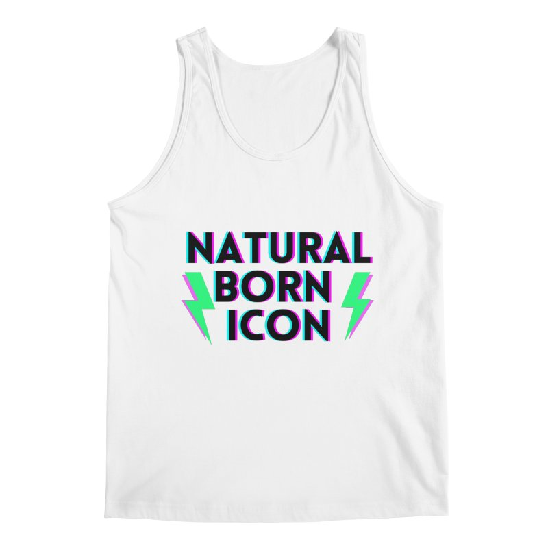 NATURAL BORN ICON Neutral & noteworthy fit Tank by Shop like an ICON experience with Dani Driusso