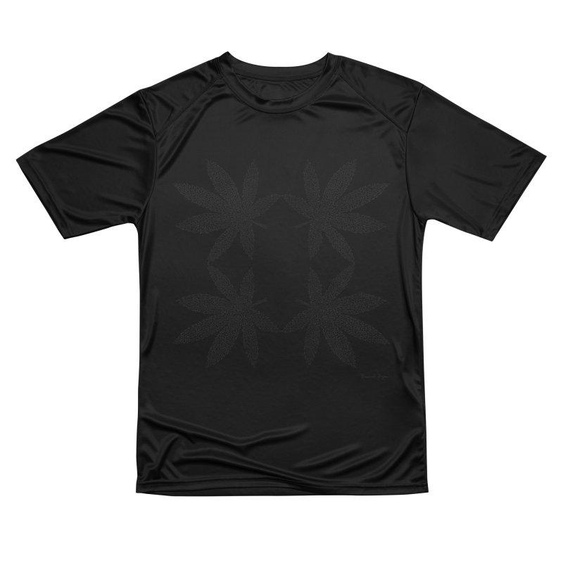 Flower Power Women's Performance Unisex T-Shirt by Daniel Dugan's Artist Shop
