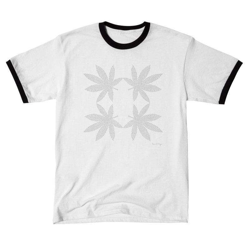 Flower Power (For Dark Background) Women's T-Shirt by Daniel Dugan's Artist Shop