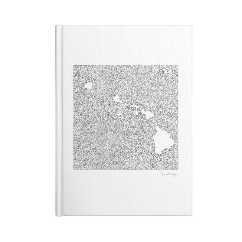 Hawaii Accessories Notebook by Daniel Dugan's Artist Shop