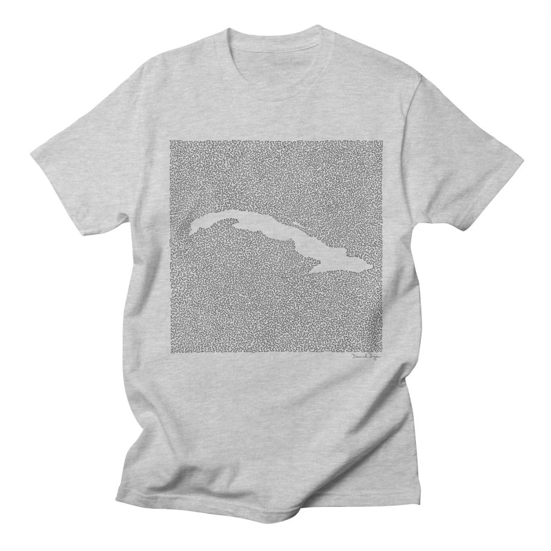 Cuba Men's T-shirt by Daniel Dugan's Artist Shop
