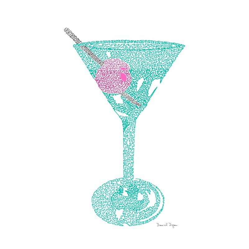 Martini by Daniel Dugan's Artist Shop