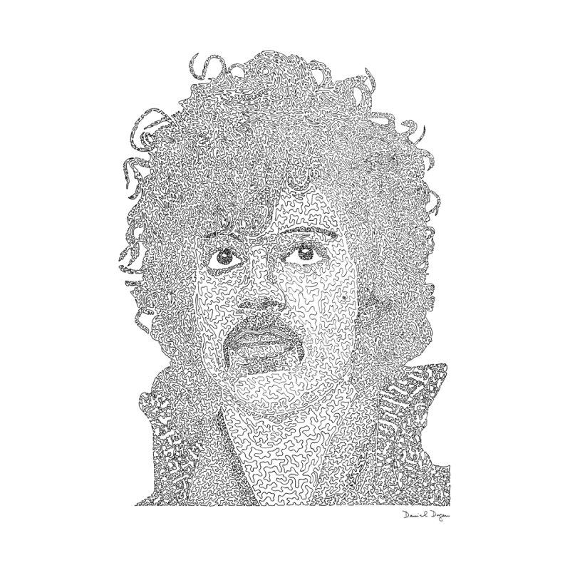 Prince by Daniel Dugan's Artist Shop