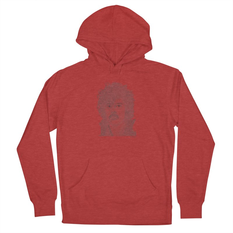 Prince Men's French Terry Pullover Hoody by Daniel Dugan's Artist Shop